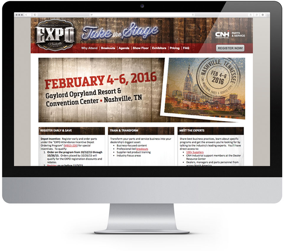 Expo Website